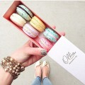 Locally created 'Ollia' Parisian style Macarons, are now available in our store at 105 - 8th Avenue SW, Calgary.