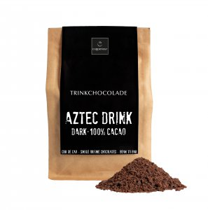 Aztec 100% Dark Hot Chocolate