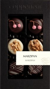 Marzipan Selection (with alcohol)
